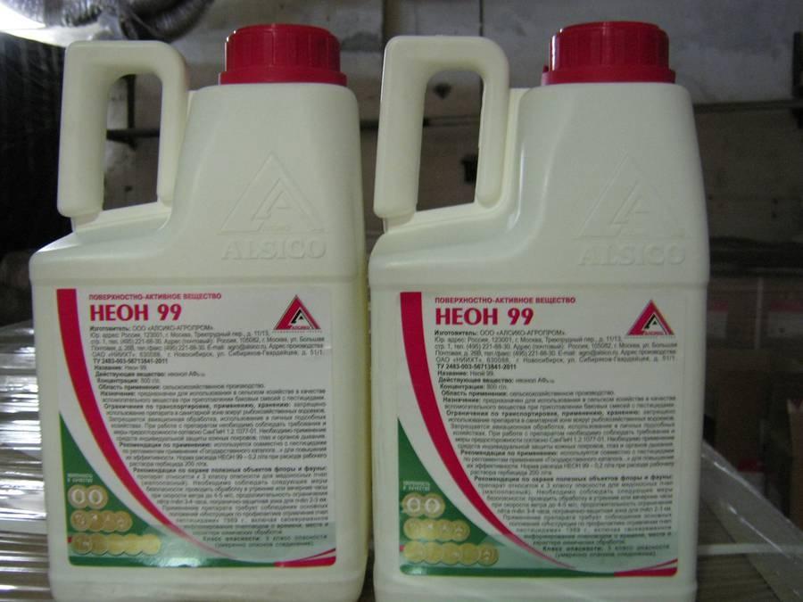 Прилипатель для гербицида
